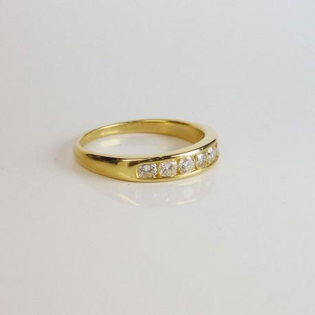 Alliance Diamants 0,42ct - Occasion